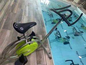Club privé Aquabike Nîmes Bodypur Aquabike Aquagym Aquafitness Piscine Coach Sport Nîmes