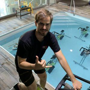Bodypur Aquabike Aquagym Aquafitness Piscine Coach Sport Nîmes